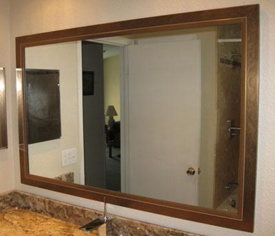 framed mirror good wood framed wall mirrors inovation u decorations